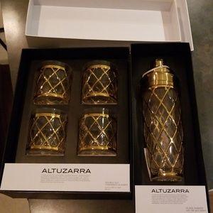 Altuzarra double old fashioned glasses